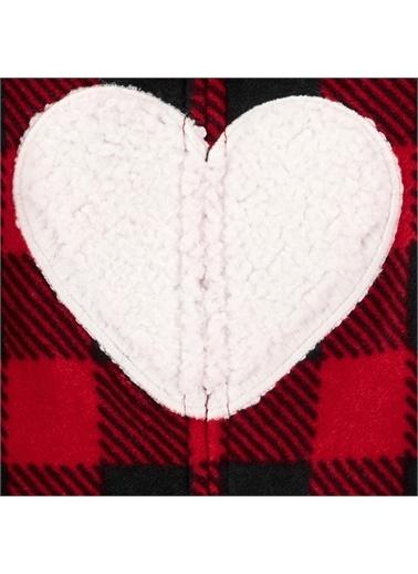 Carters Carter'S Patikli Kalpli Bebek Tulumu 1J191810 Kırmızı